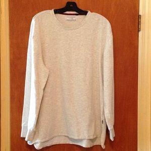 Five Four long sleeve wheat tee shirt